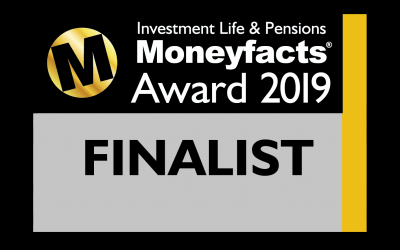 Investment Life & Pensions Moneyfacts Awards 2019 finalists