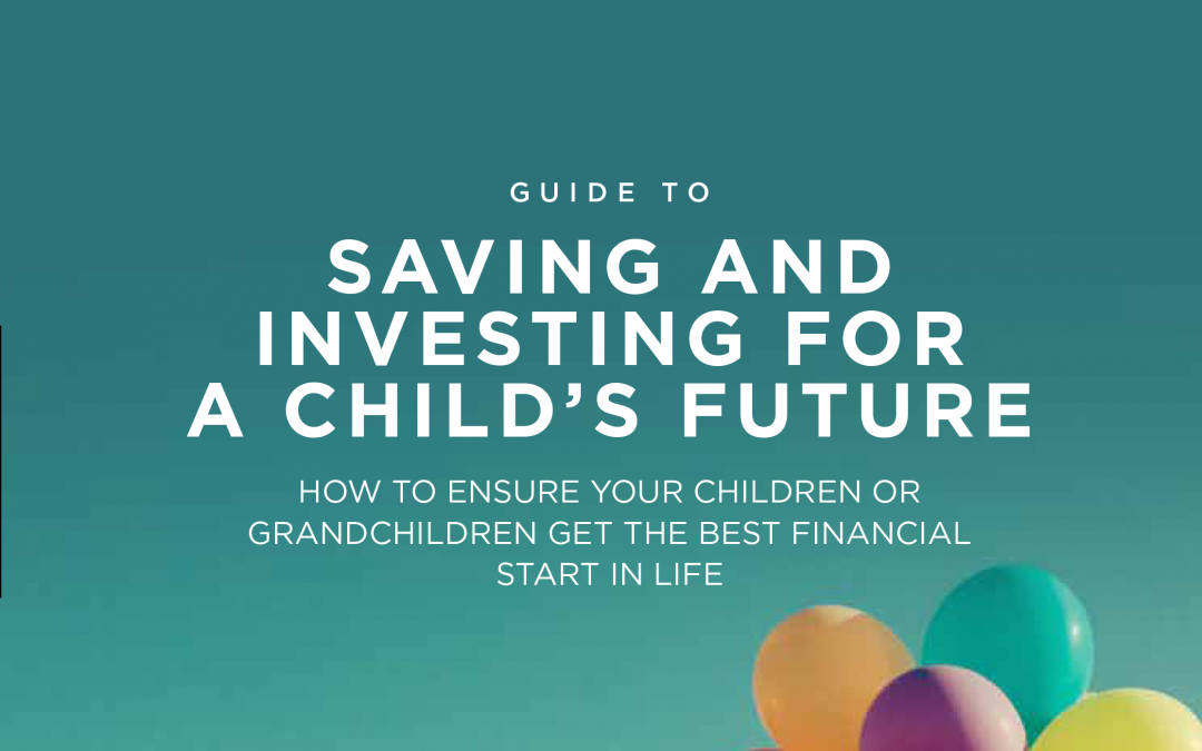 Investing for a child