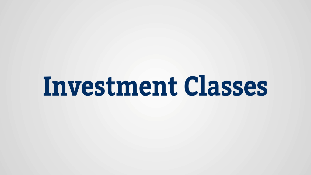 Investment Classes