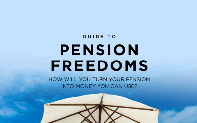 Pension Freedoms
