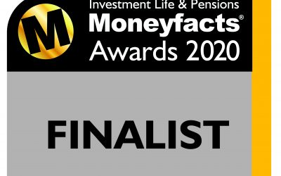 Lucent shortlisted for Moneyfacts Investment Life & Pensions Awards for second year running.
